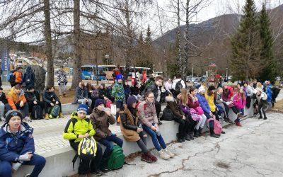 Zimski športni dan (6. do 9. razred)
